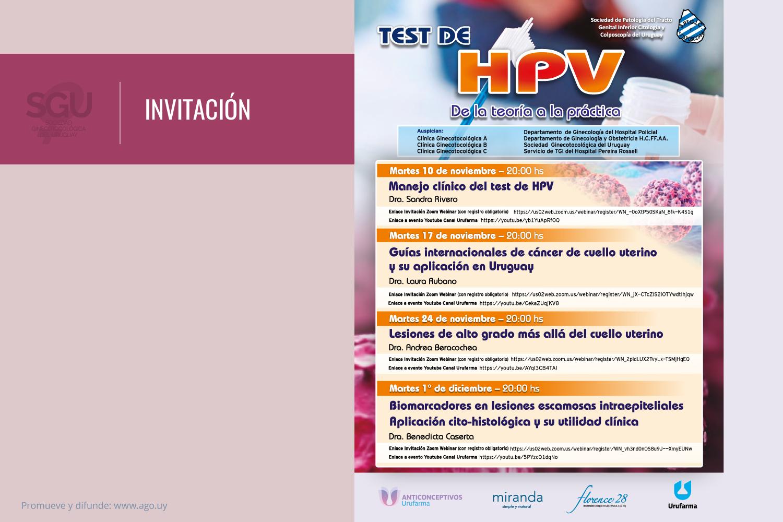 Test hpv clinica alas